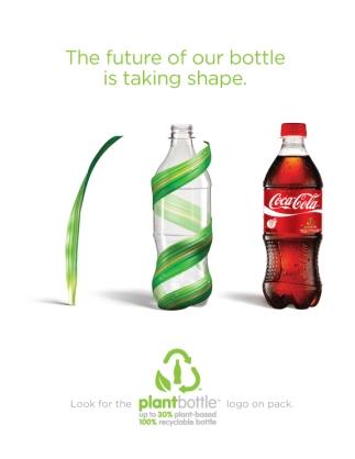 Botol Plastik Coca Cola