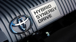 Hybrid Synergy Prius