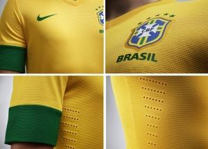 Brazil Nike Dri FIT