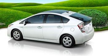Mobil Ramah Lingkungan Prius