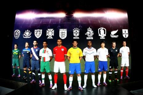 Baju Bola Nike Eropa