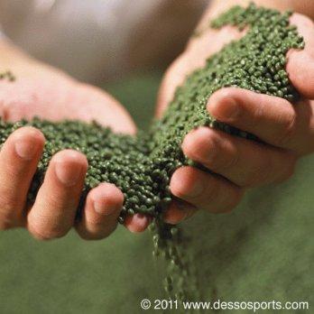 bahan rumput sintetis