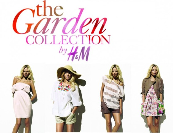 H&M garaden collection ramah lingkungan