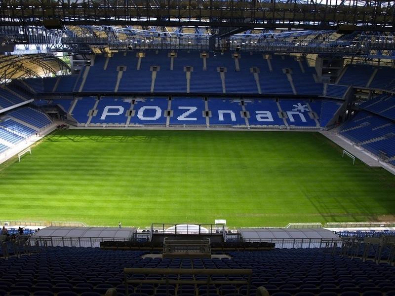 Euro Stadium 2012