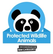 New Category Protected Wildlife Animals